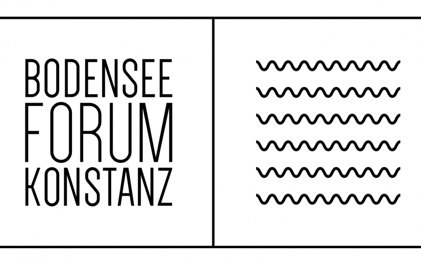 Bodenseeforum Konstanz enthüllt Signet