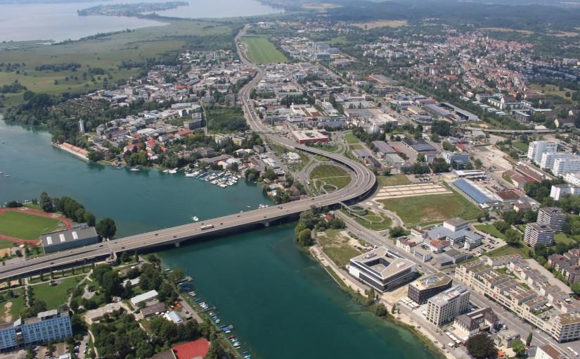 Stadt meldet Kostenrahmen des Bodenseeforums Konstanz könne eingehalten werden